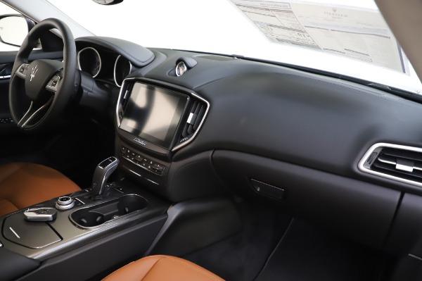 New 2020 Maserati Ghibli S Q4 for sale Call for price at Alfa Romeo of Westport in Westport CT 06880 23