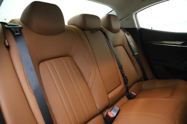 New 2020 Maserati Ghibli S Q4 for sale Call for price at Alfa Romeo of Westport in Westport CT 06880 24