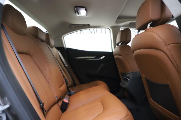 New 2020 Maserati Ghibli S Q4 for sale Call for price at Alfa Romeo of Westport in Westport CT 06880 25