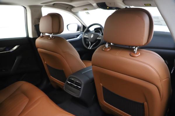New 2020 Maserati Ghibli S Q4 for sale Call for price at Alfa Romeo of Westport in Westport CT 06880 26