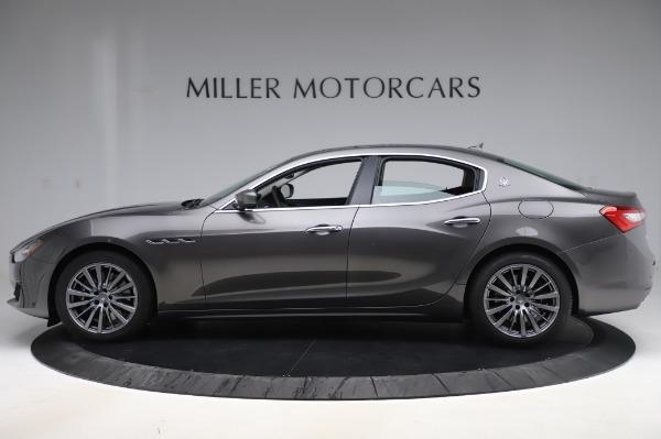 New 2020 Maserati Ghibli S Q4 for sale Call for price at Alfa Romeo of Westport in Westport CT 06880 3