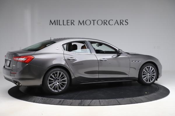 New 2020 Maserati Ghibli S Q4 for sale Call for price at Alfa Romeo of Westport in Westport CT 06880 8