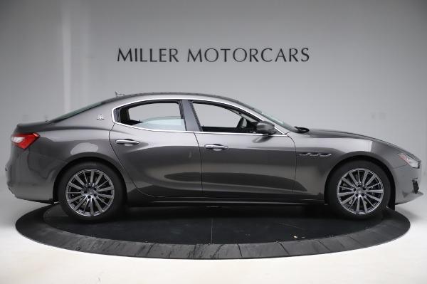 New 2020 Maserati Ghibli S Q4 for sale Call for price at Alfa Romeo of Westport in Westport CT 06880 9