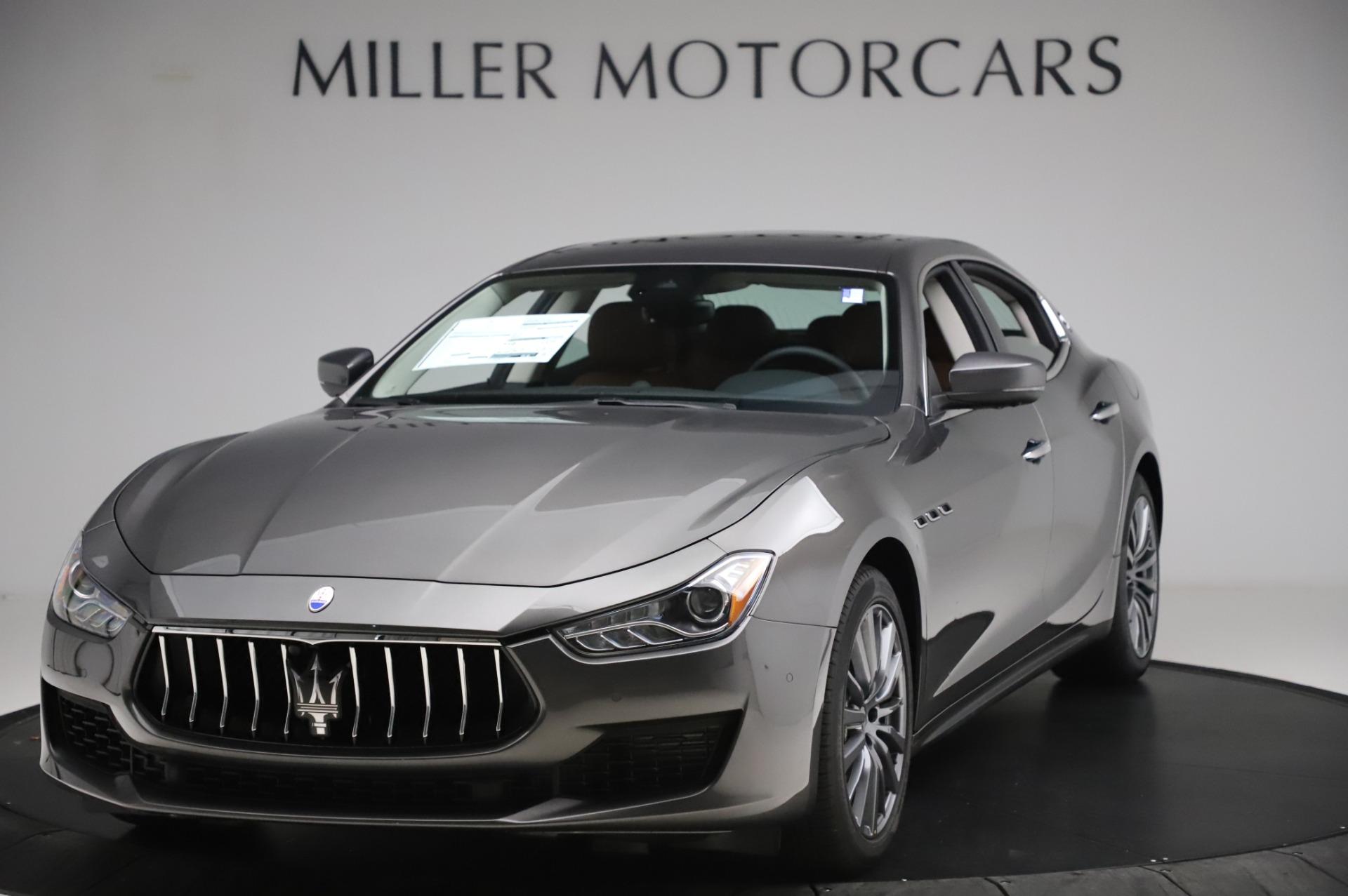 New 2020 Maserati Ghibli S Q4 for sale Call for price at Alfa Romeo of Westport in Westport CT 06880 1