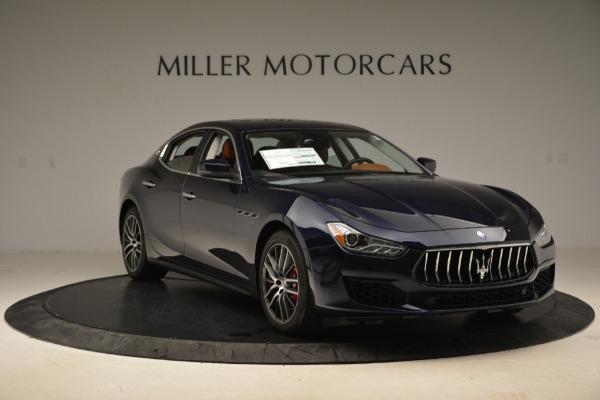 New 2020 Maserati Ghibli S Q4 for sale $87,835 at Alfa Romeo of Westport in Westport CT 06880 12