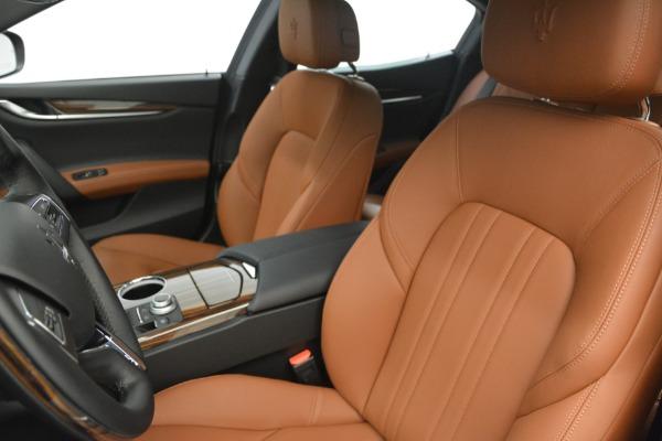 New 2020 Maserati Ghibli S Q4 for sale $87,835 at Alfa Romeo of Westport in Westport CT 06880 16