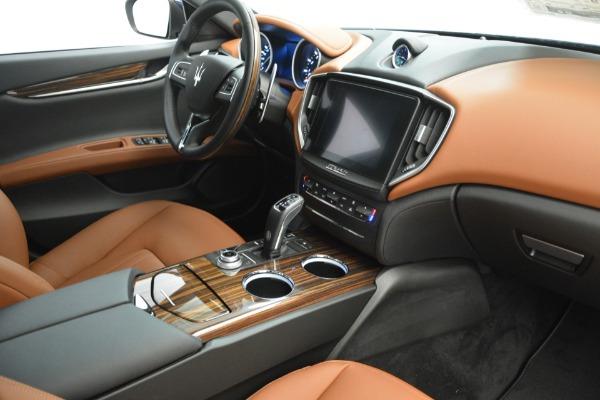 New 2020 Maserati Ghibli S Q4 for sale $87,835 at Alfa Romeo of Westport in Westport CT 06880 18
