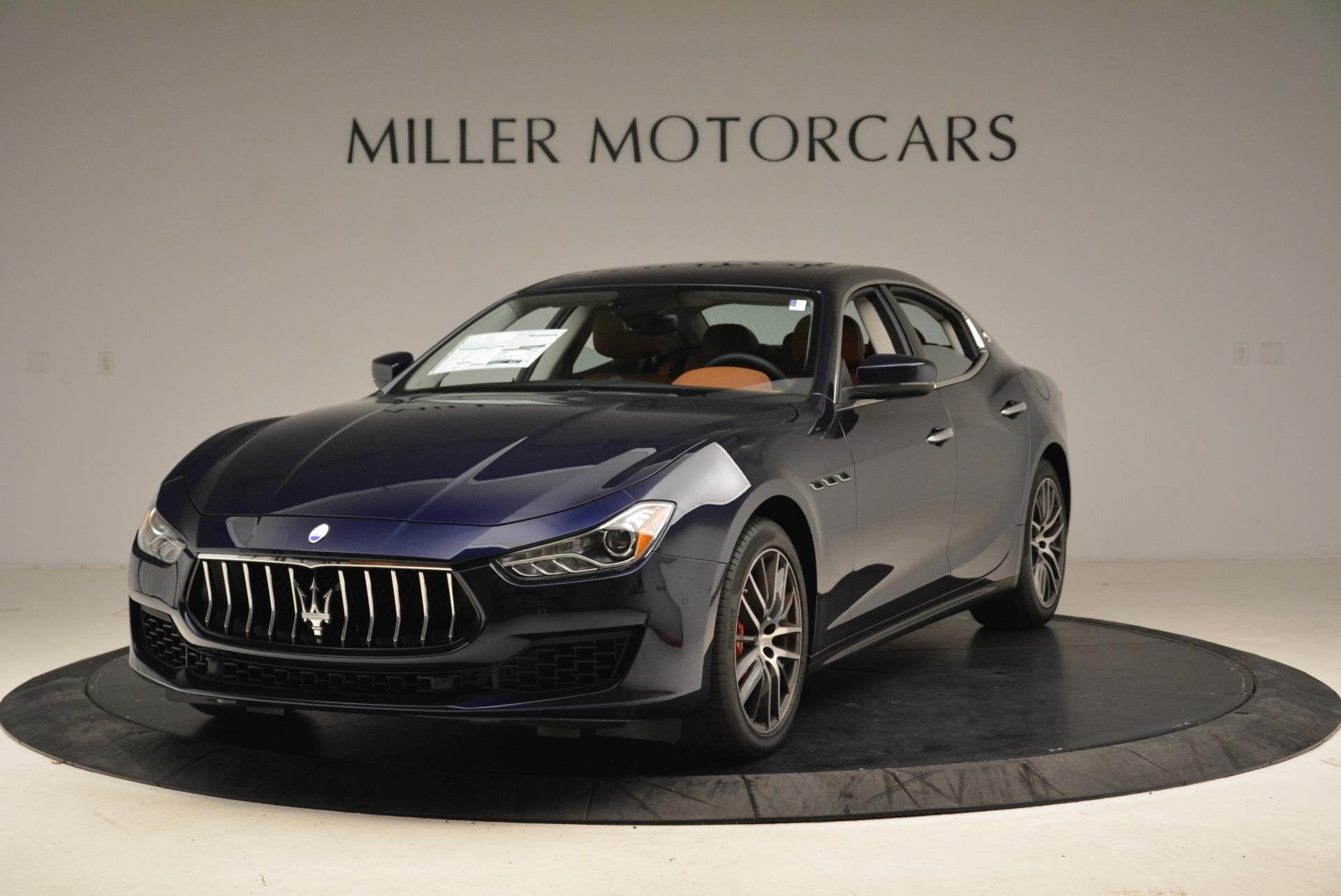 New 2020 Maserati Ghibli S Q4 for sale $87,835 at Alfa Romeo of Westport in Westport CT 06880 1