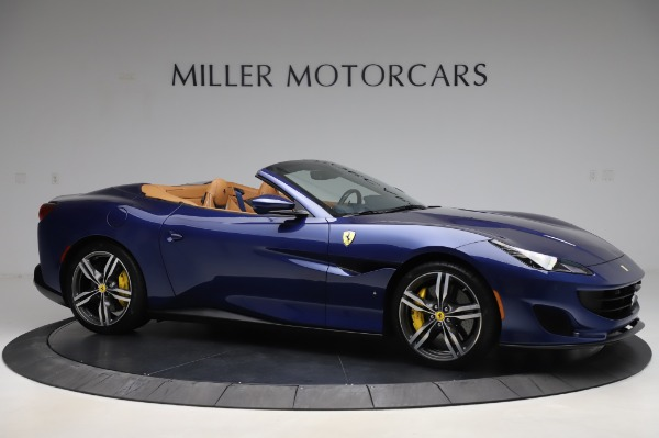 Used 2019 Ferrari Portofino for sale Sold at Alfa Romeo of Westport in Westport CT 06880 10