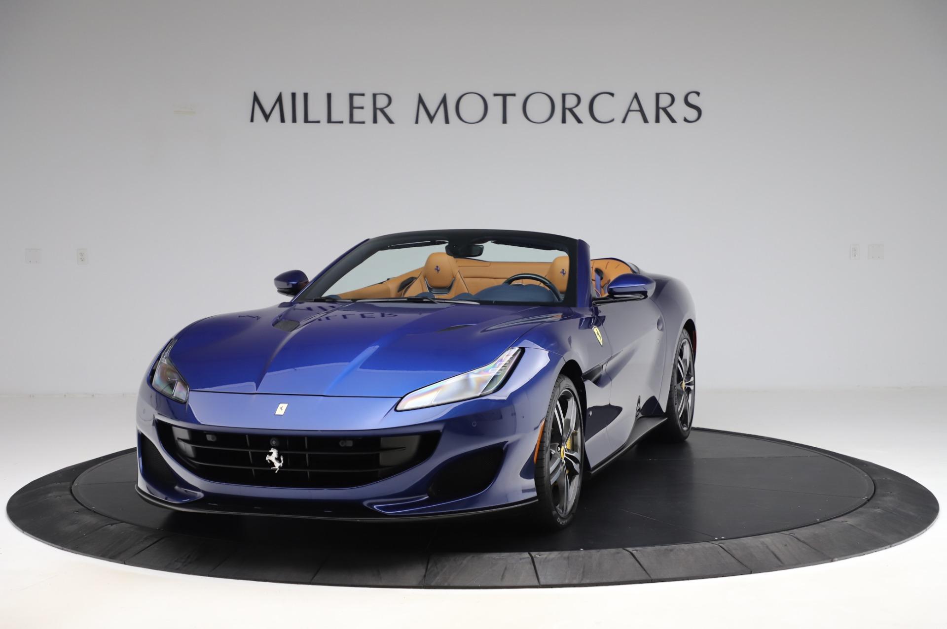 Used 2019 Ferrari Portofino for sale Sold at Alfa Romeo of Westport in Westport CT 06880 1