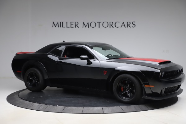 Used 2018 Dodge Challenger SRT Demon for sale Sold at Alfa Romeo of Westport in Westport CT 06880 10