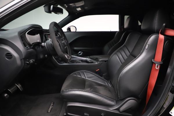 Used 2018 Dodge Challenger SRT Demon for sale Sold at Alfa Romeo of Westport in Westport CT 06880 14