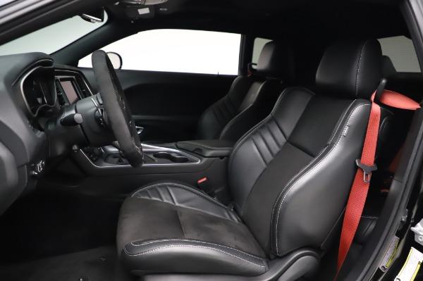 Used 2018 Dodge Challenger SRT Demon for sale Sold at Alfa Romeo of Westport in Westport CT 06880 15