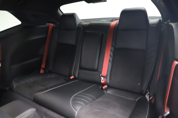 Used 2018 Dodge Challenger SRT Demon for sale Sold at Alfa Romeo of Westport in Westport CT 06880 17