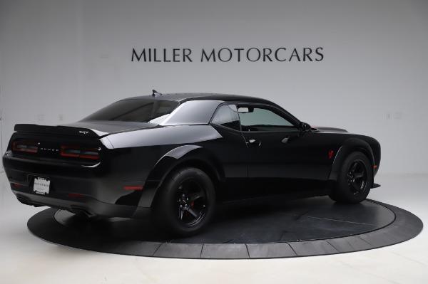 Used 2018 Dodge Challenger SRT Demon for sale Sold at Alfa Romeo of Westport in Westport CT 06880 8