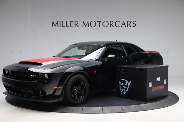 Used 2018 Dodge Challenger SRT Demon for sale Sold at Alfa Romeo of Westport in Westport CT 06880 1