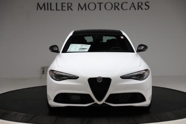 New 2020 Alfa Romeo Giulia Sport Q4 for sale $45,345 at Alfa Romeo of Westport in Westport CT 06880 12