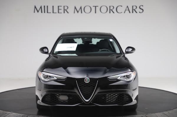New 2020 Alfa Romeo Giulia Sport Q4 for sale $48,895 at Alfa Romeo of Westport in Westport CT 06880 12