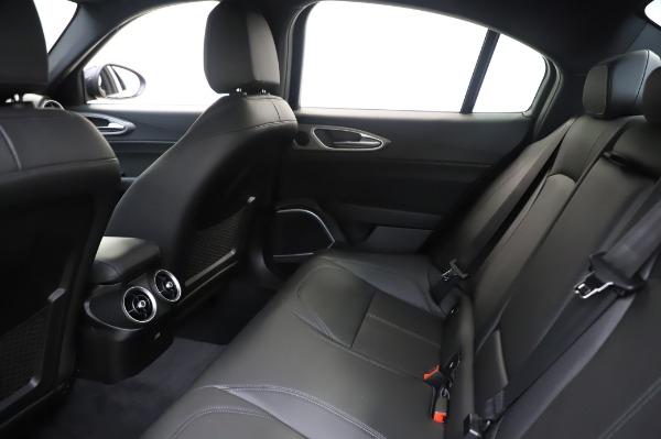 New 2020 Alfa Romeo Giulia Sport Q4 for sale $48,895 at Alfa Romeo of Westport in Westport CT 06880 18