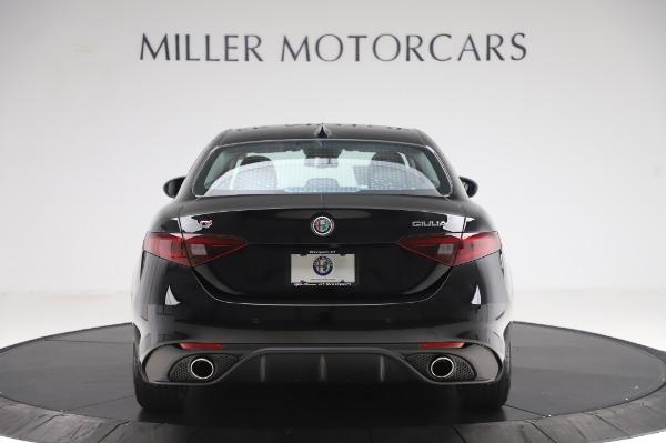 New 2020 Alfa Romeo Giulia Sport Q4 for sale $48,895 at Alfa Romeo of Westport in Westport CT 06880 6
