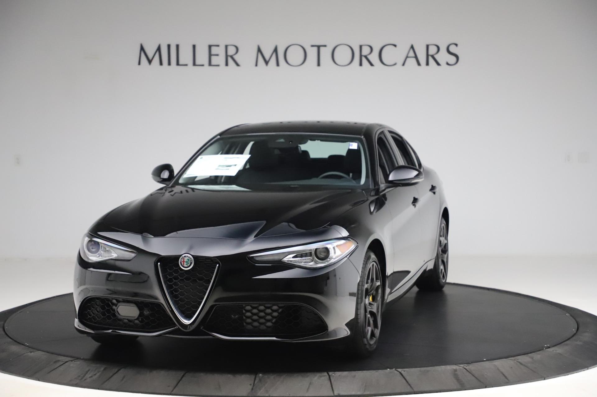 New 2020 Alfa Romeo Giulia Sport Q4 for sale $48,895 at Alfa Romeo of Westport in Westport CT 06880 1