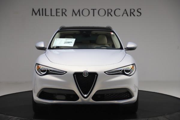 New 2020 Alfa Romeo Stelvio Ti Lusso Q4 for sale Sold at Alfa Romeo of Westport in Westport CT 06880 12