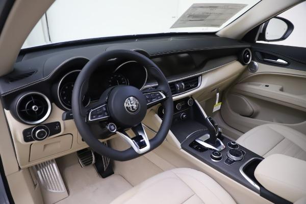 New 2020 Alfa Romeo Stelvio Ti Lusso Q4 for sale Sold at Alfa Romeo of Westport in Westport CT 06880 17