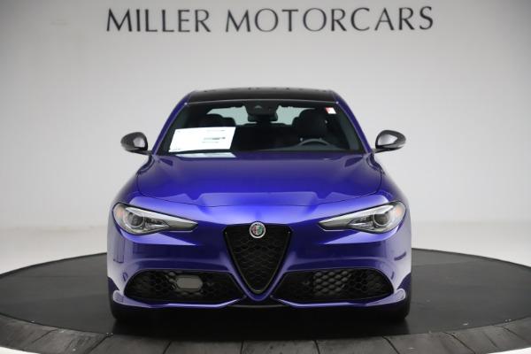New 2020 Alfa Romeo Giulia Ti Sport Q4 for sale $47,995 at Alfa Romeo of Westport in Westport CT 06880 12