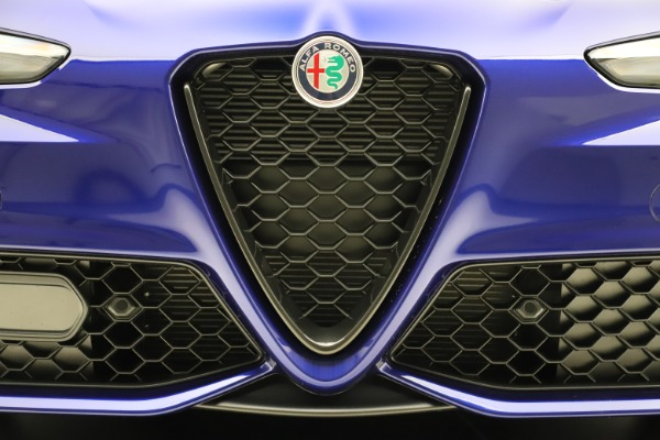 New 2020 Alfa Romeo Giulia Ti Sport Q4 for sale $47,995 at Alfa Romeo of Westport in Westport CT 06880 13