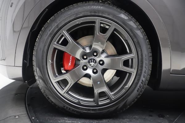 New 2020 Maserati Levante Q4 for sale $84,499 at Alfa Romeo of Westport in Westport CT 06880 13