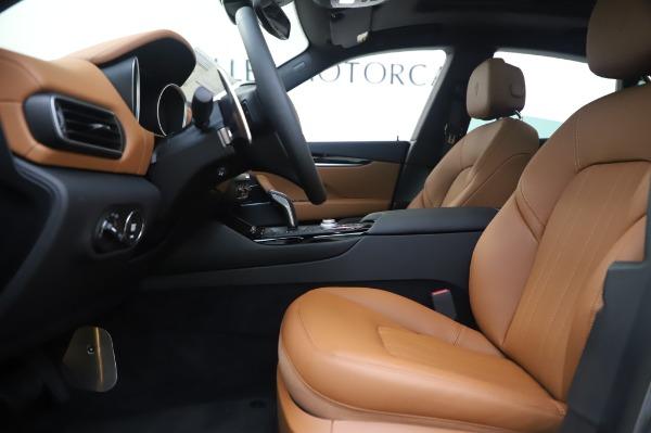 New 2020 Maserati Levante Q4 for sale $84,499 at Alfa Romeo of Westport in Westport CT 06880 15