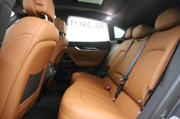 New 2020 Maserati Levante Q4 for sale $84,499 at Alfa Romeo of Westport in Westport CT 06880 19