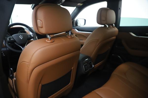 New 2020 Maserati Levante Q4 for sale $84,499 at Alfa Romeo of Westport in Westport CT 06880 20