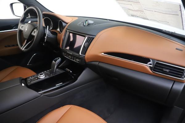 New 2020 Maserati Levante Q4 for sale $84,499 at Alfa Romeo of Westport in Westport CT 06880 24