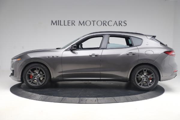 New 2020 Maserati Levante Q4 for sale $84,499 at Alfa Romeo of Westport in Westport CT 06880 3