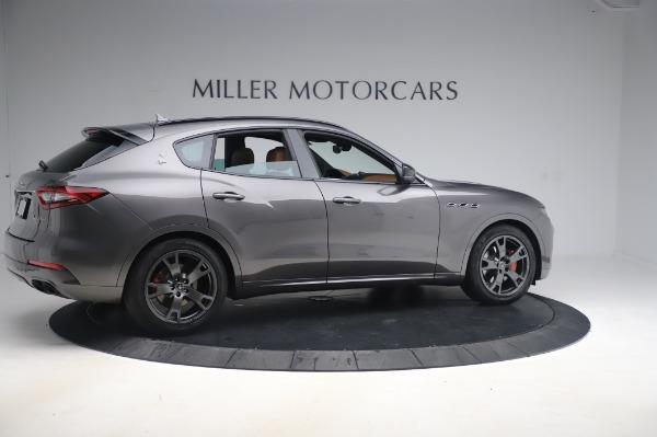 New 2020 Maserati Levante Q4 for sale $84,499 at Alfa Romeo of Westport in Westport CT 06880 8