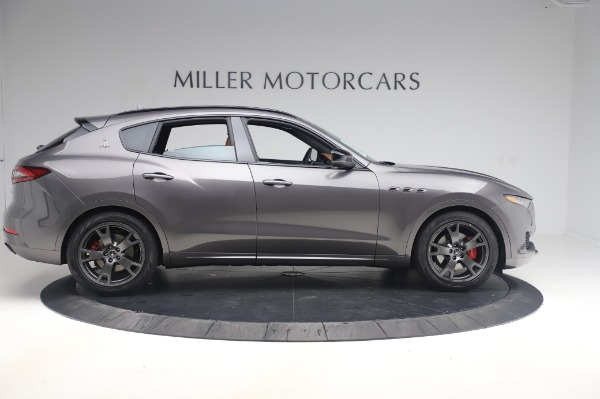 New 2020 Maserati Levante Q4 for sale $84,499 at Alfa Romeo of Westport in Westport CT 06880 9