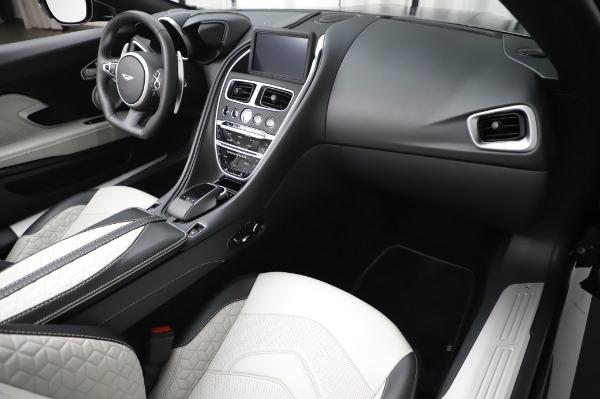 Used 2020 Aston Martin DBS Superleggera for sale $329,900 at Alfa Romeo of Westport in Westport CT 06880 21
