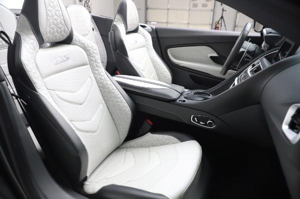 Used 2020 Aston Martin DBS Superleggera for sale $329,900 at Alfa Romeo of Westport in Westport CT 06880 23