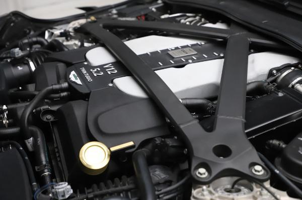 Used 2020 Aston Martin DBS Superleggera for sale $329,900 at Alfa Romeo of Westport in Westport CT 06880 28