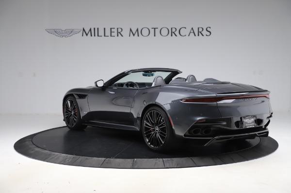 Used 2020 Aston Martin DBS Superleggera for sale $329,900 at Alfa Romeo of Westport in Westport CT 06880 4