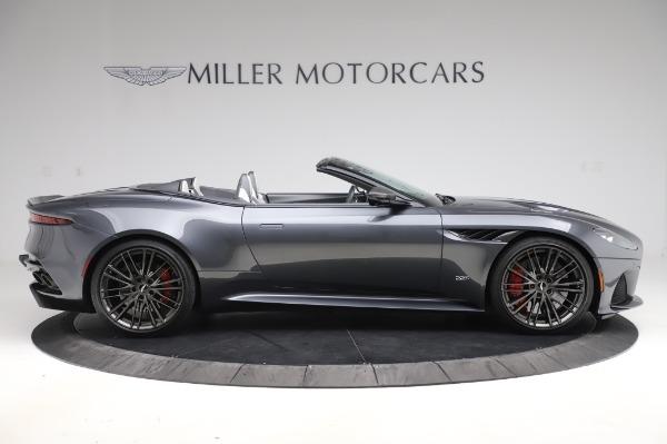 Used 2020 Aston Martin DBS Superleggera for sale $329,900 at Alfa Romeo of Westport in Westport CT 06880 8