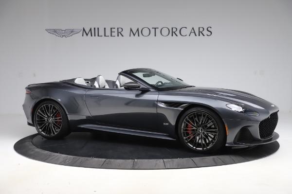 Used 2020 Aston Martin DBS Superleggera for sale $329,900 at Alfa Romeo of Westport in Westport CT 06880 9