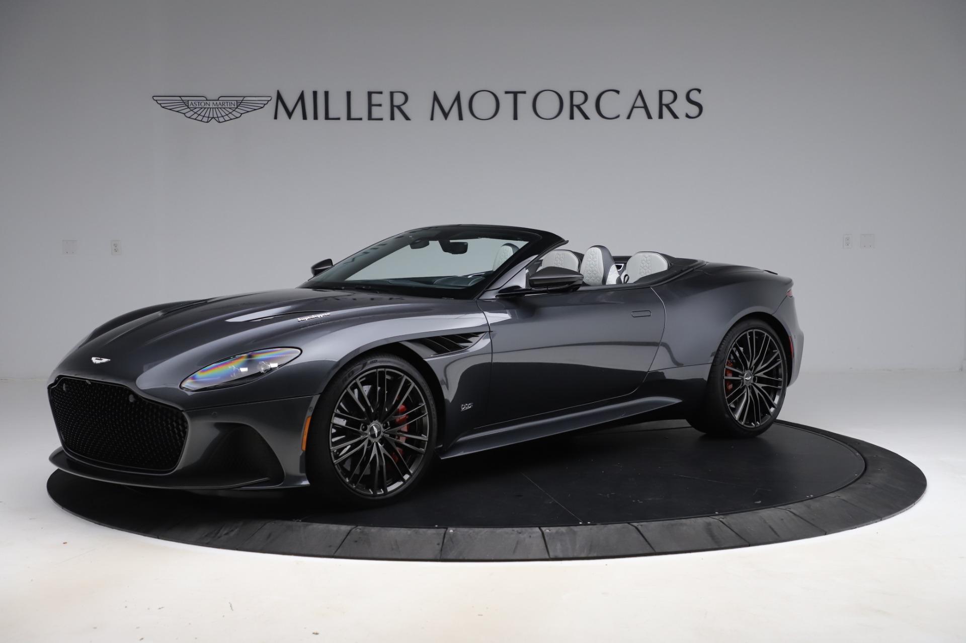 Used 2020 Aston Martin DBS Superleggera for sale $329,900 at Alfa Romeo of Westport in Westport CT 06880 1