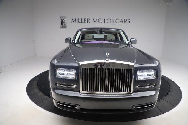Used 2014 Rolls-Royce Phantom for sale $219,900 at Alfa Romeo of Westport in Westport CT 06880 4