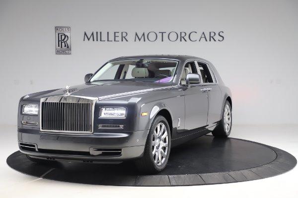 Used 2014 Rolls-Royce Phantom for sale $219,900 at Alfa Romeo of Westport in Westport CT 06880 5