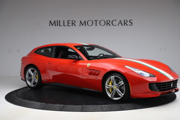 Used 2018 Ferrari GTC4Lusso for sale $319,900 at Alfa Romeo of Westport in Westport CT 06880 10