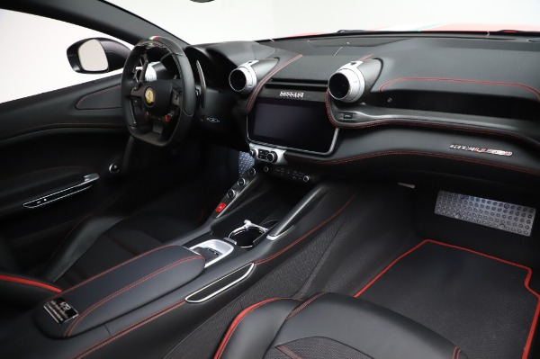Used 2018 Ferrari GTC4Lusso for sale $319,900 at Alfa Romeo of Westport in Westport CT 06880 19