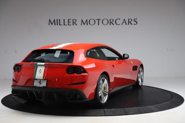 Used 2018 Ferrari GTC4Lusso for sale Call for price at Alfa Romeo of Westport in Westport CT 06880 7