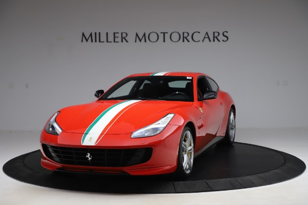 Used 2018 Ferrari GTC4Lusso for sale $319,900 at Alfa Romeo of Westport in Westport CT 06880 1